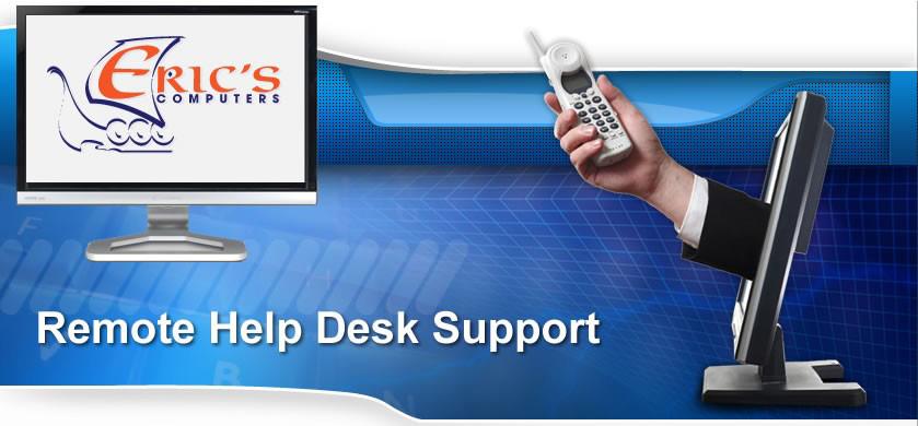 Remote Help Desk